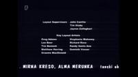 Bosnian ending credits 3