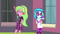DJ Pon-3 and Lemon Zest listen to music EG3b.png