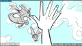 EG3 animatic - Sunset's hand waves over the clouds.png