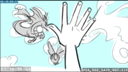 EG3 animatic - Sunset's hand waves over the clouds