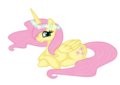 FANMADE Alicorn Fluttershy by pvt-llama.png