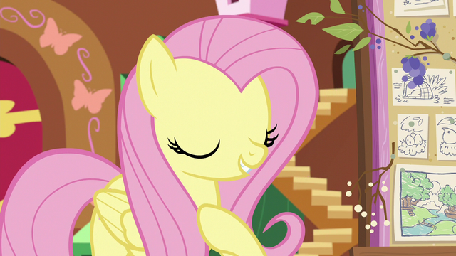 "File:Fluttershy ""letting all the experts go was the right call"" S7E5.png"