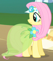 Fluttershy airy outfit ID S1E20