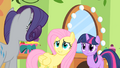 Fluttershy hiding her thoughts 2 S1E20.png