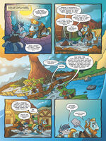 Legends of Magic issue 8 page 2