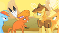 Little Strongheart and Braeburn Awkward S1E21.png