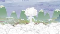 Mushroom cloud S5E5