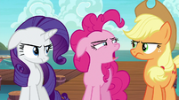 Pinkie --why would you want me to apologize-- S6E22