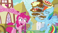 "Pinkie Pie ""I know how much you love them!"" S7E23"