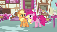 Pinkie Pie 'If I'm not here when Rainbow Dash's letter arrives' S3E07