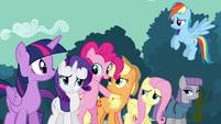 Pinkie Pie 'it combines everypony's interests' S4E18