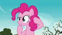 Pinkie Pie doesn't understand the lesson S8E3