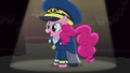Pinkie wearing General Flash's uniform S4E21.png