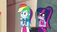 "Rainbow Dash ""it'll be okay, though, right?"" EGS2"