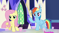 Rainbow Dash --what do you take us for--- S5E22