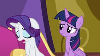 "Rarity ""how much I'd miss him"" S9E19"