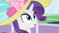 Rarity uh S2E9