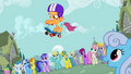 Scootaloo doing tricks S01E18.png