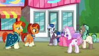 Sleek Pony -refuse to use my essences- S8E8