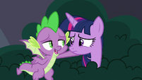 """Spike """"one that makes mistakes"""" S9E5"""
