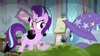"""Starlight """"went from not taking it seriously"""" S9E20"""