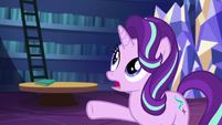 Starlight --can't believe you're letting me stay here-- S6E1