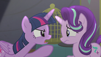 Twilight --didn't want you to make friends-- S6E6