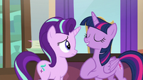 "Twilight Sparkle ""exactly as I would"" S8E15"
