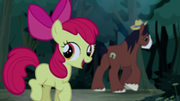 Apple Bloom -we'd think he was the greatest!- S5E6