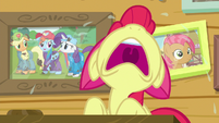Apple Bloom crying her ears out S9E12