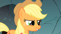 Applejack wins S01E19
