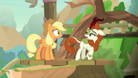 "Autumn Blaze ""last of the foal's-breath"" S8E23"