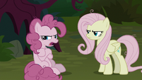 "Fake Pinkie Pie ""this is the worst day ever!"" S8E13"