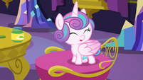 Flurry Heart giggling innocently S7E3