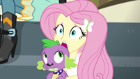 """Fluttershy """"are you okay?"""" EGS1"""