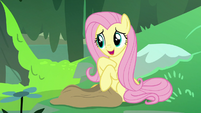 "Fluttershy ""you're rubbing off on me, Zecora!"" S7E20"