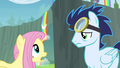 Fluttershy 'Are you okay' S4E10.png