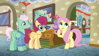 Fluttershy --it just seems like his place-- S6E11