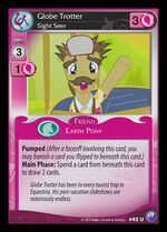 Globe Trotter, Sight Seer card MLP CCG