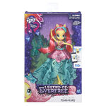 Legend of Everfree Crystal Gala Assortment Fluttershy packaging