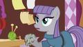 Maud holding a dishtowel S4E18.png