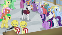 Neighsay -taken an interest in institutions- S8E16