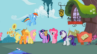 Owlowiscious popular among main characters S1E24