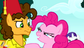 """Pinkie Pie """"are you in, Cheese?"""" S4E12.png"""