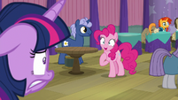 "Pinkie Pie ""it's you and me!"" S9E16"