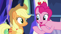 "Pinkie Pie ""two things!"" S9E14"