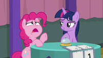 "Pinkie Pie stressed out ""got it"" S9E16"