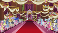 Ponies at Cranky Doodle and Matilda's wedding ceremony S5E9.png
