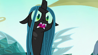 Queen Chrysalis --you could ever conceive of-- S6E26