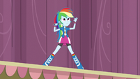 "Rainbow Dash ""a fancy school like Crystal Prep"" EG3"